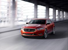 2015 Ford Taurus SHO Changes