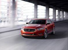 2015 Ford Taurus SHO Changes