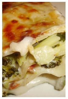 Vegetable Lasagne http://mountainviewbulkfoods.com/recipes_lasagne-vegetable.html
