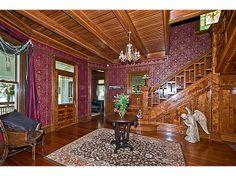 Restored Victorian Homes | spectacular Queen Anne Victorian in Florida