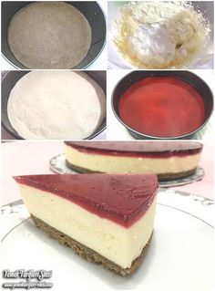 Çiz Kek Tarifi Cheesecake, Desserts, Food, Kitchens, Tailgate Desserts, Deserts, Cheesecakes, Essen, Postres