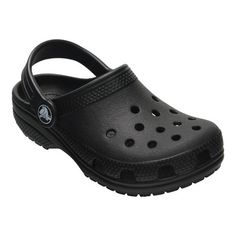 f65306a09fef Infants Toddlers Crocs Kids Classic Clog - Black Clogs