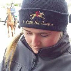 A Little Bit Racey Beanie Hat Beanie Hats, Equestrian, Baseball Hats, Essentials, Fashion, Baseball Caps, Moda, Beanies, Horseback Riding