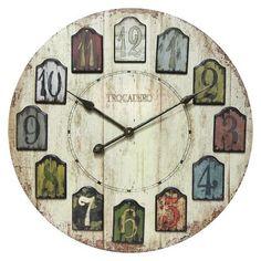 Infinity Decorative Clock target