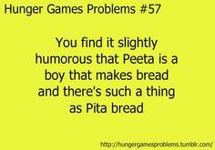 haha Peeta <3