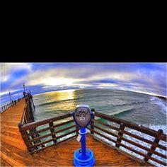 San Diego ... Pier :) Pacific Beach