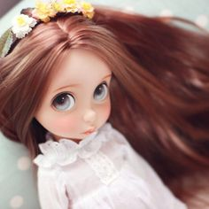 Another great doll by jihm89, rapunzel repaint, reroot