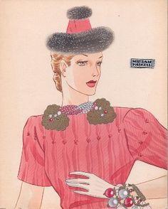 Miriam Haskell jewelry original by Larry Austin