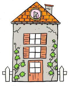 108 Best House Clip Art Images Home Art Printables Appliques