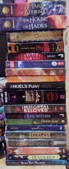 ✮ JANUARY - MARCH 2k14 BOOK HAUL by The Rock Chick Fairy