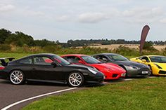 2hr Supercar Driving Experience