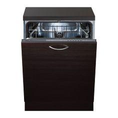 RENGÖRA Integrert oppvaskmaskin IKEA 5 års garanti. Les om vilkårene i garantiheftet.