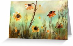 Easy Acrylic Painting On Canvas | WILD FLOWERS- Acrylic Painting by Esperanza Gallego Follow