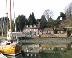 Jolly Sailor - Bursledon Weekends Away, Close To Home, Southampton, Hampshire, Places Ive Been, Sailor, Boats, Champagne, Things To Do