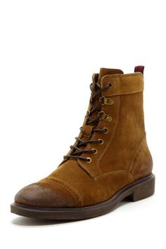 Jock Suede Boot by Ben Sherman on @HauteLook