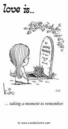 I miss you mom. It's been a year since you passed but I miss you more and more everyday. In loving memory. Love Is Cartoon, Love Is Comic, Miss You Dad, Mom And Dad, A Moment To Remember, Angels In Heaven, After Life, Love You, My Love