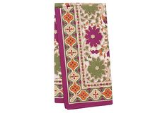 Jaipur Fete Napkins, S/4 on OneKingsLane.com