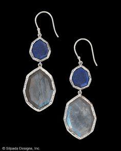 Lapis of Luxury Earrings | Jewelry by Silpada Designs