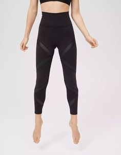 OFFLINE The Hugger High Waisted Ribbed Legging Warm And Cozy, American Eagle Outfitters, Pairs, Leggings, Fabric, Shopping, Clothes, Feels, Women