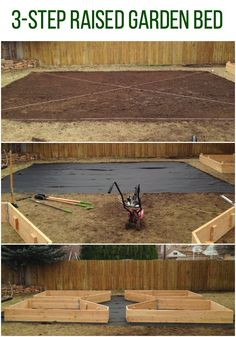 How to Build a Raised Garden Bed in 3 Steps