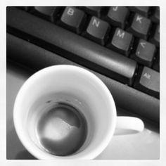 Café com açúcar!