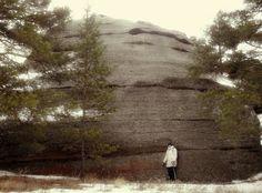 фото из экспедиции к Мегалитам Южного Урала 2012 г  Храм Доли Недоли