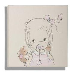 Siluetas y cuadros de Mitaya. Decoracion infantil.
