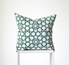 Cushion cover decorative pillow push button sofa by sofutoDesign, €22.00