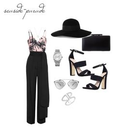 """""""10"""" by seaside-parade on Polyvore featuring NLY Trend, Carvela, Eugenia Kim, Lanvin, Christian Dior, Calvin Klein and Michael Kors"""