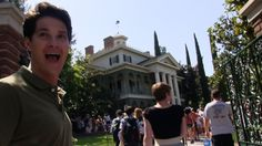 "Missing in the Mansion: Disneyland Proposal Goes Horribly Wrong In The Haunted Mansion. I highly recommend watching this. The ""Joshua Thing"" is real BTW... Amazing video!"