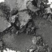 MAC Cosmetics: Eye Shadow in Knight Divine black w silver pearl