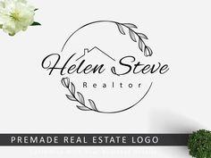 Real Estate Logo Design, Real Estate Branding, Graphic Design Services, Custom Logo Design, Construction Logo Design, Logo Real, Decor Logo, Realtor Logo, Photography Logo Design