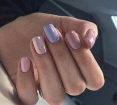 31 Trendy Nails Simple Pastel Manicures