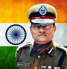 Former New Delhi Police Commissioner