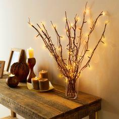 10 branches lumineuses (Vitrine Magique - 24,99€)