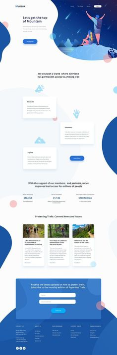 20 web design inspiration for the modern website template featuring beautiful full-width photos, dynamic click-through lists, and a subtle bohemian vibe. Everything about this design can be changed in... -