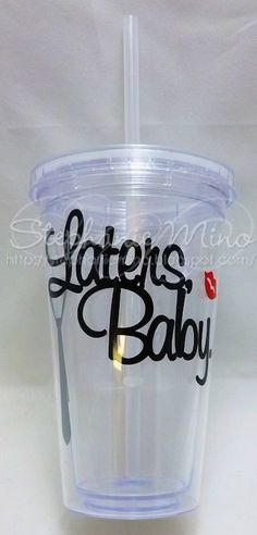 Personalized 50 Shades of Grey Tumbler by stephanie932 on Etsy, $12.00