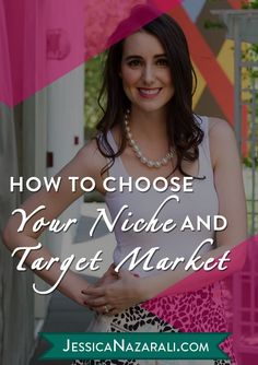 How To Choose Your Niche  Target Market To Position Yourself As The Next It Girl Coach