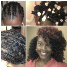 Crochet Hair Puff : ... crochet braid ideas on Pinterest Crochet braids, Marley hair and