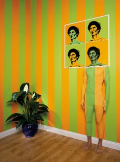 Emma-Jane Cammack - Body Paint Illusions   Mighty Optical Illusions