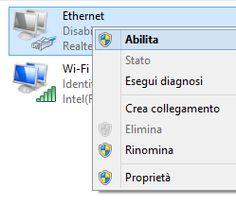 Resettare scheda di rete in Windows 10 - MercurioCloud