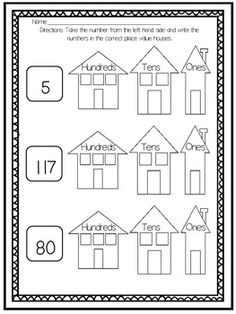Addition Project, addition and subtraction, part part