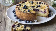 no - Finn noe godt å spise Sweet Recipes, Cake Recipes, Eat Dessert First, No Bake Cake, Banana Bread, Cheesecake, Muffin, Goodies, Food And Drink