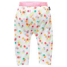 Bonds Girls' Confetti Pop Stretchie Leggings - White | Target Australia (00+)