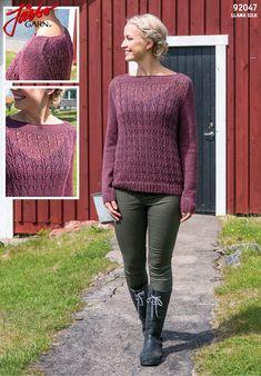 Lovely women's sweater.
