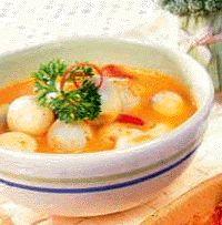 Selamat datang! Tante Lenny's Indonesisch kookhoekje: Ame Koemoete. (Gestoofde eieren in santen)