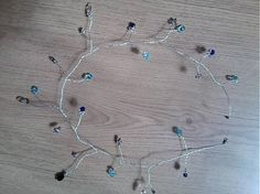 erika97652 / nahrdelník Belly Button Rings, Silver, Handmade, Jewelry, Hand Made, Jewlery, Jewerly, Schmuck, Jewels
