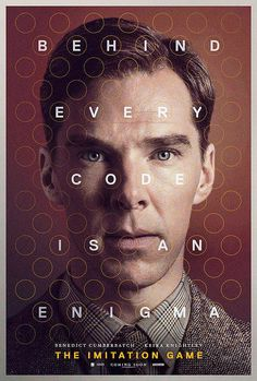 THE IMITATION GAME (2014) - Critics Consensus: With an outstanding starring performance from Benedict Cumberbatch illuminating its fact-based story, The Imitation Game serves as an eminently well-made entry in the