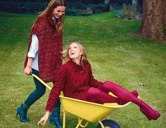 Diese Tunika mit Kragen im Muster-Mix ist die perfekte Definition von Wohlbefinden. Das Design ist lässig-chic und super bequem zugleich.