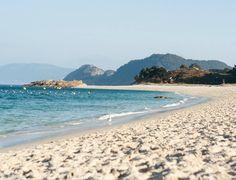 La playa perfecta, en las #IslasCíes #RíasBaixas #Galicia #GaliciaCalidade #SienteGalicia